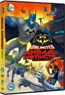 Batman Unlimited Animal Instincts DVD Region 2 2015