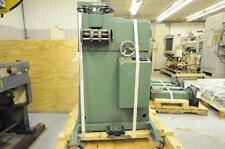 Bruderer Model 24 320 Double Straightenerlevelling Machine