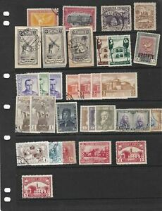 SPAIN MIXED STAMPS   , REF 702
