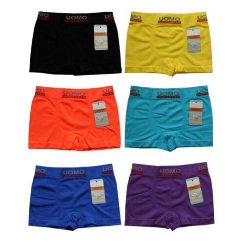 6-24 Pack Garçons Boxer Garçons Sous-vêtements enfants Sous-Vêtements 104 128 140 164