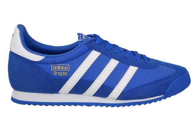 e6a2947ec4b adidas Originals Dragon OG J Shoes Children's SNEAKERS SNEAKERS Blue ...