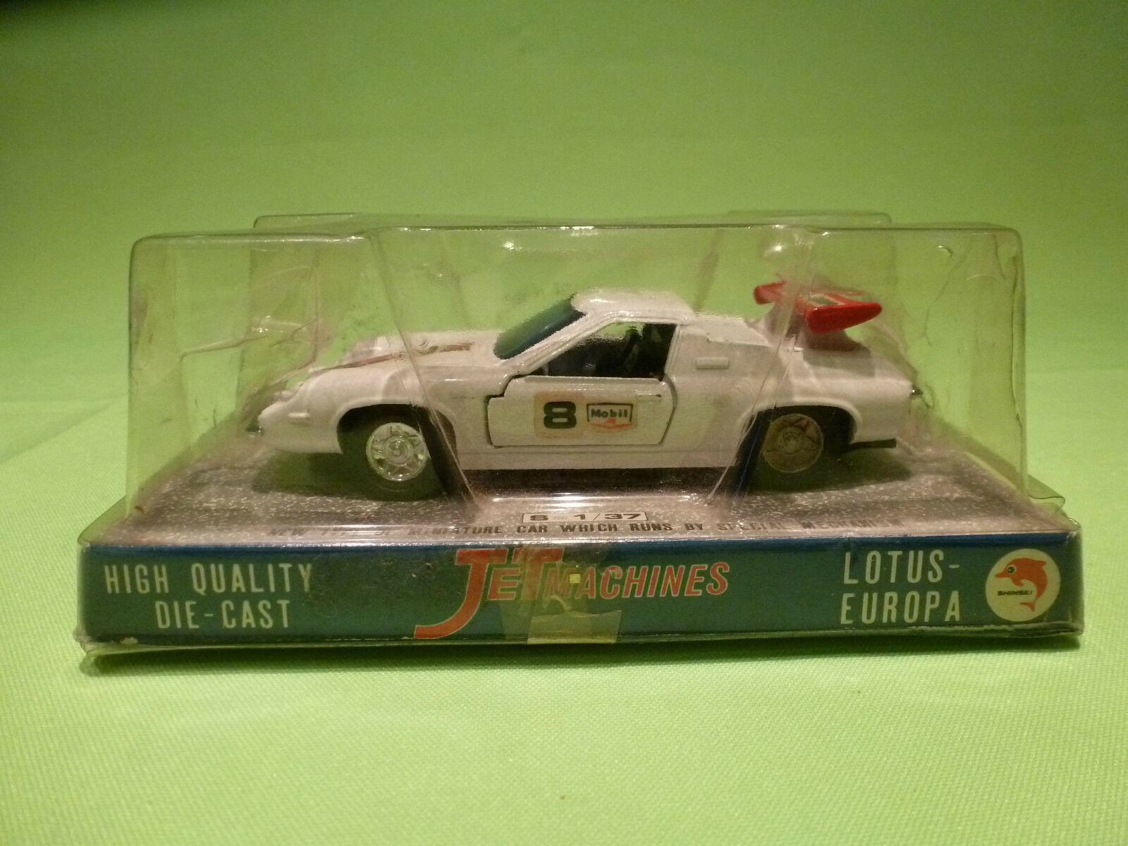 SHINSEI 4404 LOTUS EUROPA -   IN VERY VERY VERY GOOD CONDITION IN BOX ef045f