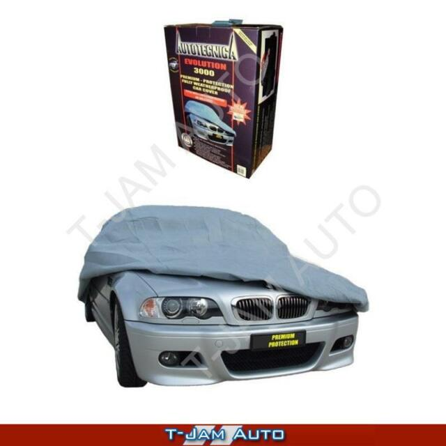 MK 4//5  HEAVYDUTY FULLY WATERPROOF CAR COVER COTTON LINED FORD FIESTA 96-02