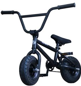 2019 pro r4 mini bmx bike stunt trick bicycle matte black free