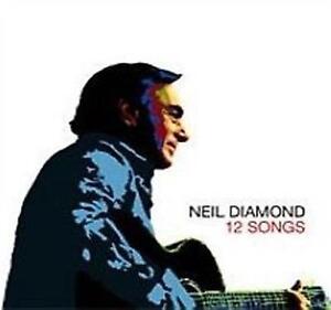 NEIL-DIAMOND-12-Songs-CD-NEW