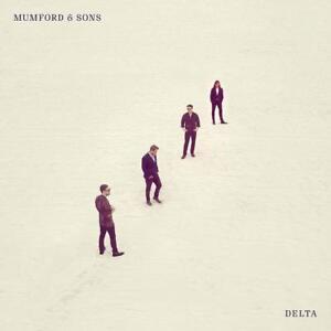 MUMFORD & SONS - DELTA   CD NEW+ 602577071010