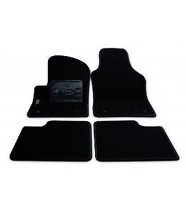 Ford Ka dal 2008 Set 4 Tappeti Tappetini in Moquette Su Misura Made in Italy