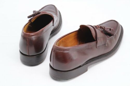 9 À Mocassins Hommes Marron Cuir Enfiler Glands D Churchs Foncé Cheadle twHqX