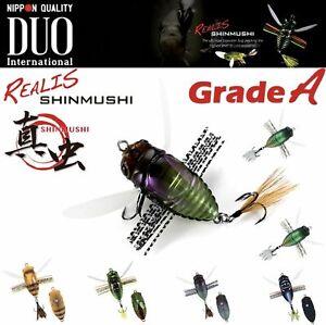DUO-ULTIMATE-BASS-BUG-LURE-SHINMUSHI