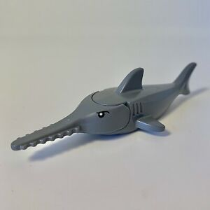 LEGO Swordfish Shark Dark Grey *NEW* from set 60221 / parts 43207 14518