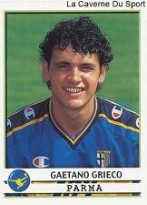 GAETANO GRIECO ITALIA PARMA.FC RARE UPDATE STICKER CALCIATORI 2002 PANINI