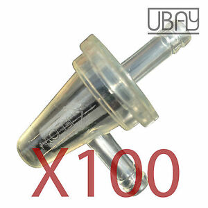 image is loading 100-universal-fuel-filter-kawasaki-motorcycle-clear-inline-