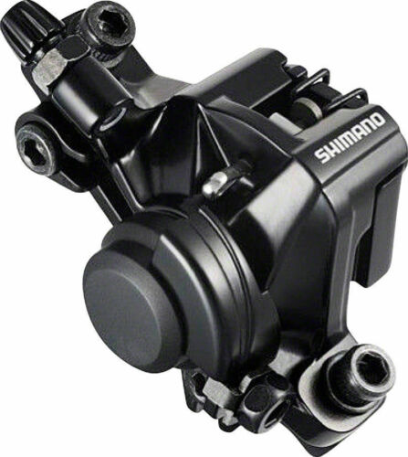 Shimano BR-M375 Mechanical Disc Brake Caliper Black Post Mount Mountain Bike