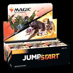 Jumpstart-Booster-Display-Box-Mtg-Sealed-English-Magic-Gathering
