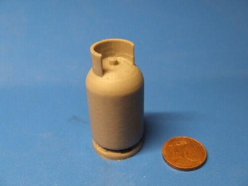 NEU - Gasflasche für Kfz.Werkstatt,  Automodellbau-Zub. Maßstab 1:18