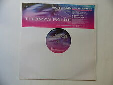 "MAXI 12"" THOMAS FALKE High again PROMO 10680"
