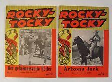 Rocky Tocky (34 Seiten, Mauerhardt, Österreich) Nr. 1-22 kpl. (Z1)