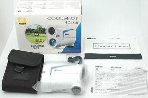 [Neu] Nikon Coolshot 40i Gii Golf Laserentfernungsmesser from JAPAN F61