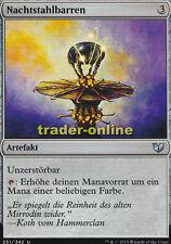 2x Nachtstahlbarren (Darksteel Ingot) Commander 2015 Magic
