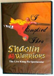 Shaolin Warriors DVD Live in Beijing BRAND NEW AND SHRINK WRAPPED Martial Arts - Wallington, United Kingdom - Shaolin Warriors DVD Live in Beijing BRAND NEW AND SHRINK WRAPPED Martial Arts - Wallington, United Kingdom