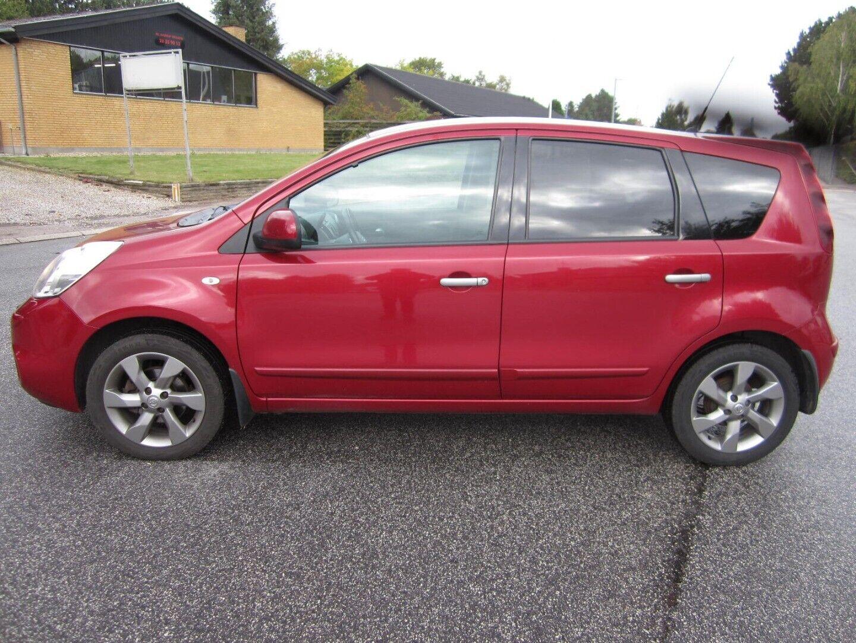 Brugt Nissan Note Acenta i Solrød og omegn