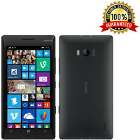 Nokia Lumia 930 32GB SIM Free Unlocked Windows Smartphone - Black
