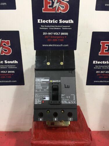 Square D I Line Circuit Breaker QDA32225 225 Amp 240 Volt 3 Pole
