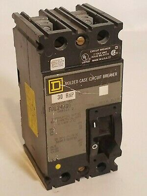 QOB270 SQUARE D CIRCUIT BREAKER 70AMP 2POLE 240V NEW!