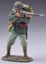 THOMAS GUNN WW2 PACIFIC RS015B STANDING FIRING JAPANESE RIFLEMAN WITH HELMET MIB