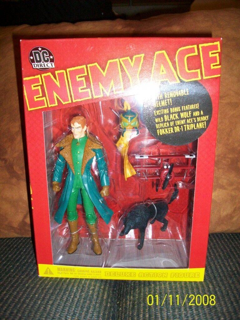 Dc Direct Enemigo Ace y Sgt. Rock