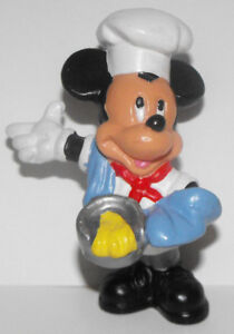 Mickey-Mouse-Chef-Cook-Baker-2-inch-Figure-DMMF246