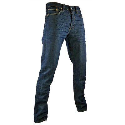 Homme Levi's 508 Régulier Taper Cassé Jeans Bruts