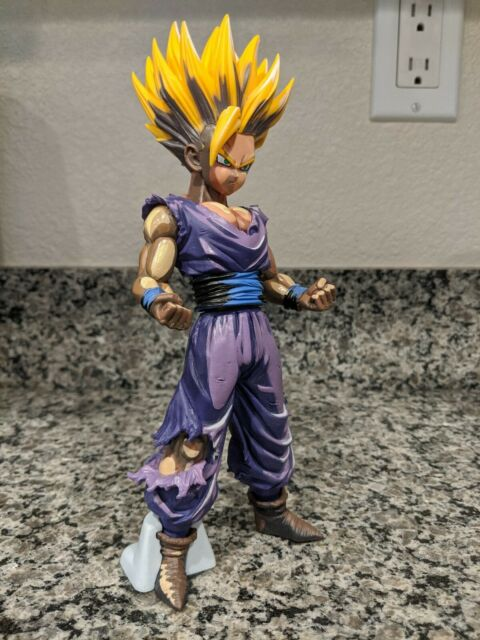 Dragon Ball Z Gohan Figure Super Saiyan Son Black Figurine Statues DBZ PVC Toys