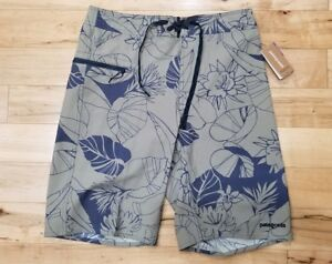 053ad7870ad Image is loading PATAGONIA-MEN-039-S-STRETCH-WAVEFARER-BOARD-SHORTS-