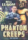 Phantom Creeps 0089218465191 With Bela Lugosi DVD Region 1