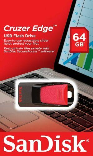 SanDisk Flash Drives USB 8GB 16GB 32GB 128GB 256GB PC Cruzer Media lot Storage