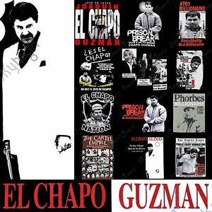 Graphic t shirts el chapo tee prison break jefe de sinaloa for Chapo guzman shirt brand