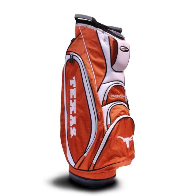 NEW Team Golf NCAA University of Texas Longhorns Victory Cart Bag