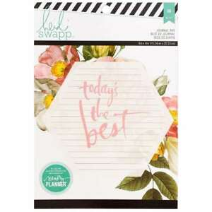 Heidi Swapp 36 Sheets Large Memory Planner Journal Paper Pad