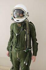Spacesuit Flight Helmet High Altitude Astronaut Space Pilots  Flight Suit 1# XXL