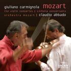 Mozart: Violin Concertos; Sinfonia Concertante (CD, Jul-2008, 2 Discs, Archiv Produktion)