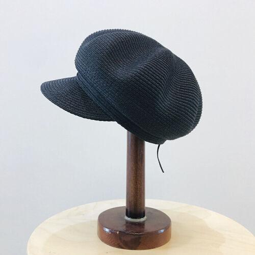Women/'s Straw Beret Classic Hat Newsboy Caps Artist Summer Pumpkin Sun Cap