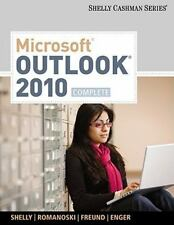 Microsoft  Outlook 2010: Complete (Shelly Cashman)