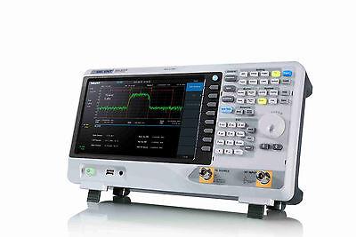 Siglent SSA3021X Spectrum Analyser 2.1GHz Includes TG Option