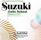 Suzuki Cello School CD 1+2 von Shinichi Suzuki (1994)