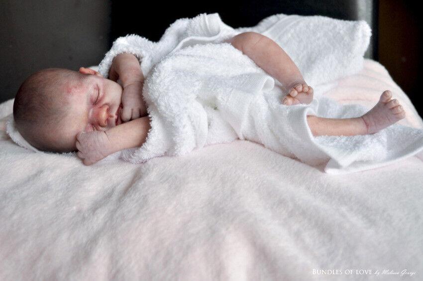 Nueva Silicona Vinilo Plus alrojoedor de 80 pieza para Reborn Bebé agradecer