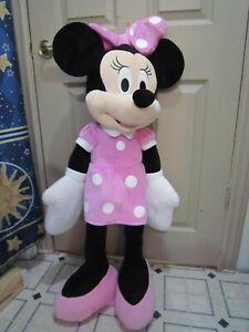 40-034-Giant-Minnie-Mouse-Plush-Doll-Rare