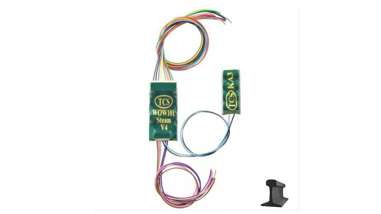 TCS wowsound Vapor WOW101 1517  9 Pin  mantener viva de hierro KA3  Planeta pasatiempos