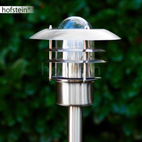In acciaio inox persone esterne Luci Illuminazione da giardino classica vie dissuasore lampade