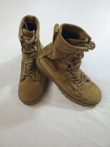 Altama Gore-Tex Combat Boots Size 4W
